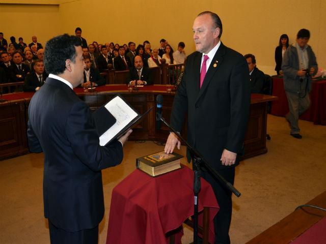 Se instaló oficialmente el nuevo Concejo Municipal de Temuco