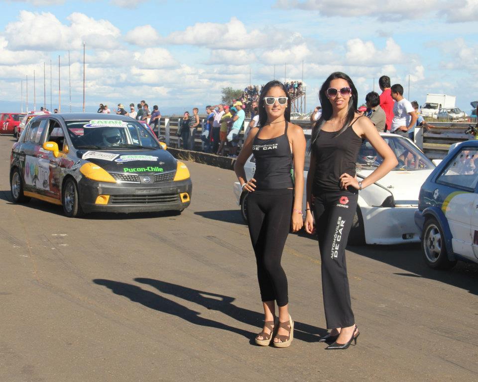 Fin del Campeonato de automovilismo Chile Sur