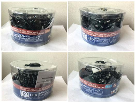 0f33ca6a0ea Una prohibición de venta emitió la Superintendencia de Electricidad y  Combustibles (SEC) para las Guirnaldas Navideñas LED (juegos de luces) de  la marca ...