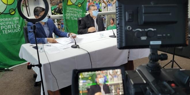 corpo tv deporte amateur