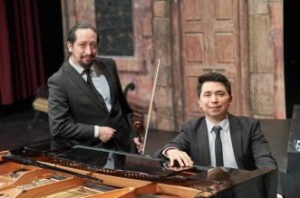 sonatas violin teatro municipal