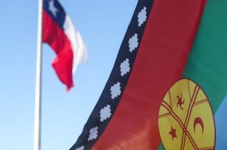 banderas araucanía con todos
