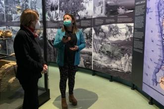 ministra culturas villarrica museo