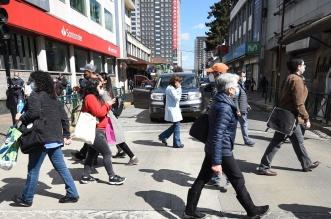 peatones temuco plan movilidad