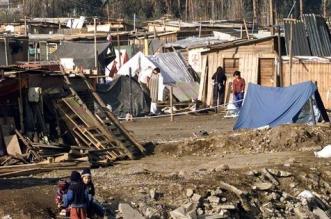 pobreza campamento temuco